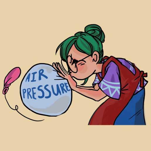 Kids Science - Air Pressure